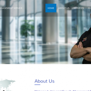 Universal Security Management service
