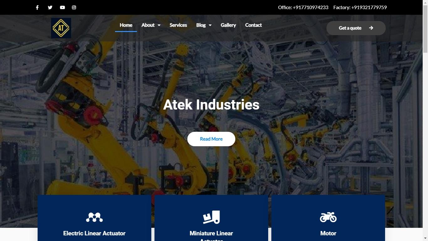 Atek Industries